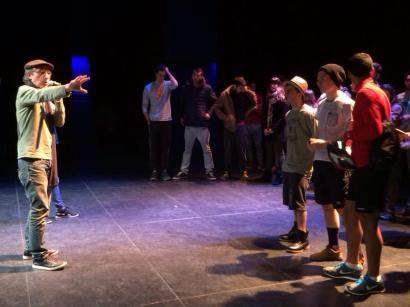 Taller de Teatro Juvenil