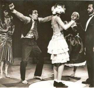 """""""Vacío de mi amor"""". Teatro Altosf."""