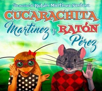 PORTADA CUCARACHITA MARTÍNEZ Y RATÓN PÉREZ